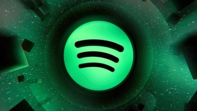 spotify audio musica podcast
