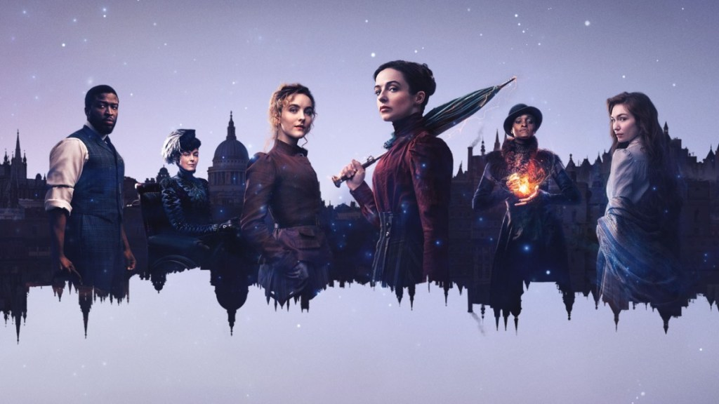 the nevers hbo entre séries